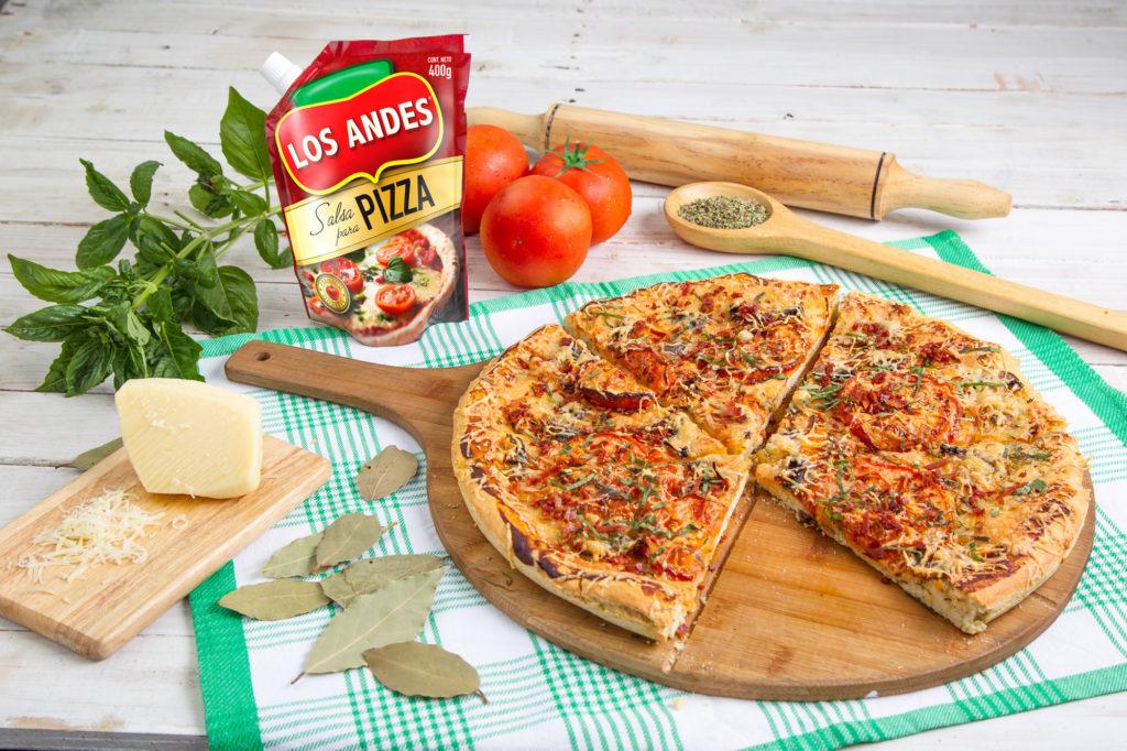 Videoreceta: Salsa para Pizza Los Andes - Blog